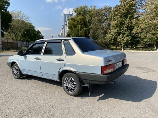 Сірий ВАЗ 21099, об'ємом двигуна 1.5 л та пробігом 220 тис. км за 2750 $, фото 1 на Automoto.ua