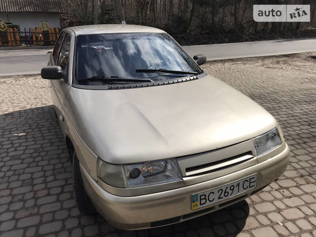 Серый ВАЗ 2110, объемом двигателя 1.5 л и пробегом 225 тыс. км за 2100 $, фото 1 на Automoto.ua
