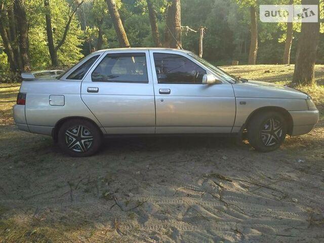 Серый ВАЗ 2110, объемом двигателя 0 л и пробегом 177 тыс. км за 3200 $, фото 1 на Automoto.ua