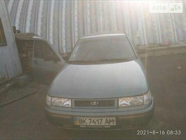 Серый ВАЗ 2110, объемом двигателя 1.6 л и пробегом 128 тыс. км за 2850 $, фото 1 на Automoto.ua