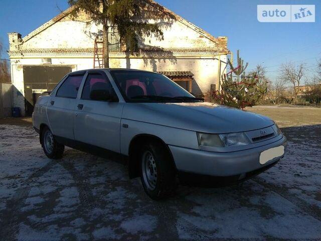 Сірий ВАЗ 2110, об'ємом двигуна 1.5 л та пробігом 215 тис. км за 3000 $, фото 1 на Automoto.ua