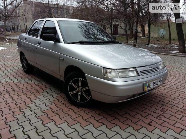 Серый ВАЗ 2110, объемом двигателя 1.6 л и пробегом 133 тыс. км за 3400 $, фото 1 на Automoto.ua