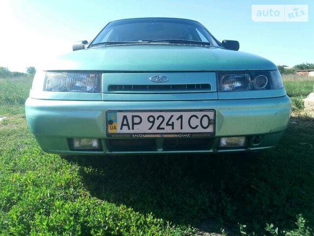Зеленый ВАЗ 2110, объемом двигателя 1.5 л и пробегом 149 тыс. км за 2500 $, фото 1 на Automoto.ua
