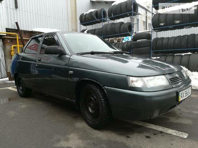 Зеленый ВАЗ 2110, объемом двигателя 1.6 л и пробегом 140 тыс. км за 3700 $, фото 1 на Automoto.ua
