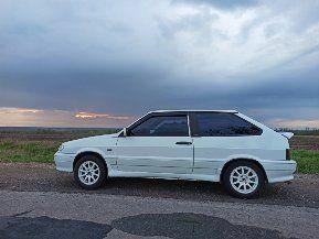 Белый ВАЗ 2111, объемом двигателя 1.6 л и пробегом 135 тыс. км за 3700 $, фото 1 на Automoto.ua