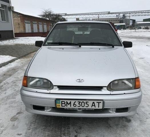 Серебряный ВАЗ 2111, объемом двигателя 1.5 л и пробегом 130 тыс. км за 3500 $, фото 1 на Automoto.ua