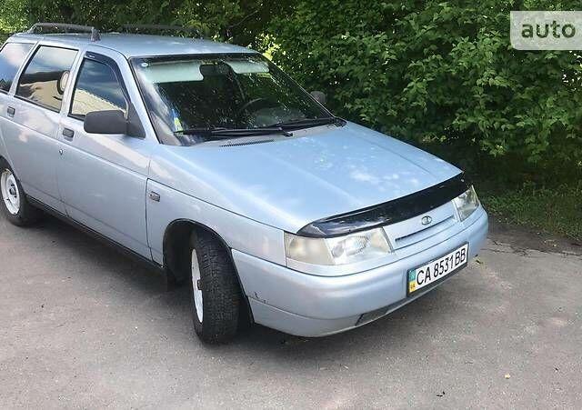 Серый ВАЗ 2111, объемом двигателя 1.6 л и пробегом 115 тыс. км за 2850 $, фото 1 на Automoto.ua