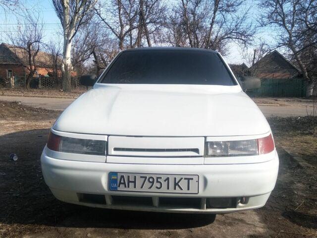 Белый ВАЗ 2112, объемом двигателя 1.6 л и пробегом 160 тыс. км за 2800 $, фото 1 на Automoto.ua