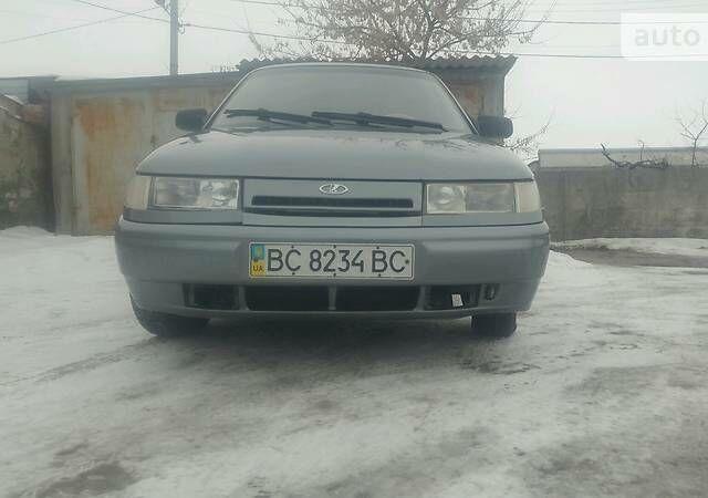 Серый ВАЗ 2112, объемом двигателя 1.6 л и пробегом 1 тыс. км за 2600 $, фото 1 на Automoto.ua