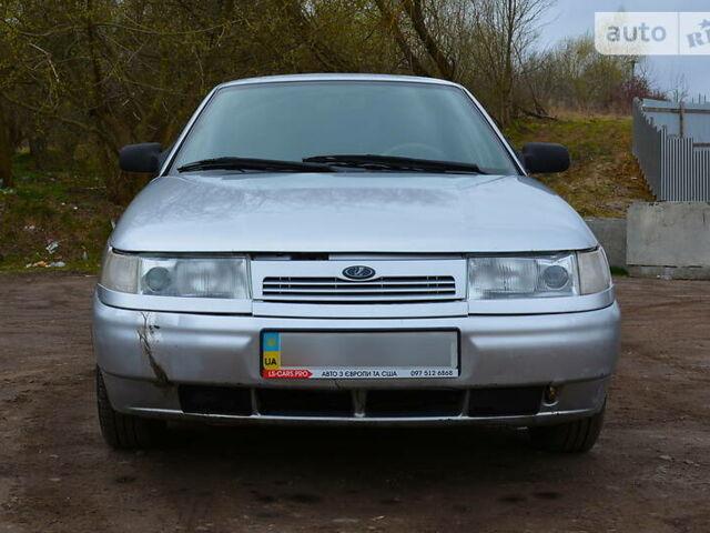 Серый ВАЗ 2112, объемом двигателя 0 л и пробегом 240 тыс. км за 2100 $, фото 1 на Automoto.ua