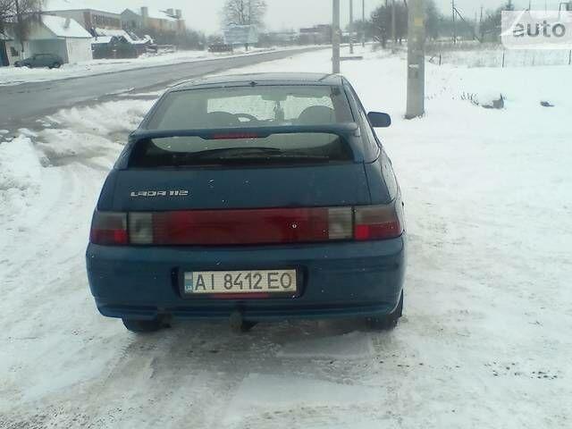 Синій ВАЗ 2112, об'ємом двигуна 1.5 л та пробігом 220 тис. км за 2800 $, фото 1 на Automoto.ua