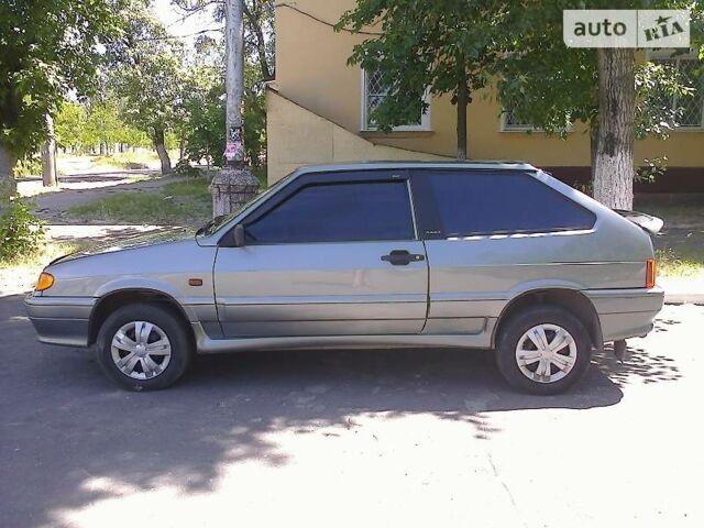 Серый ВАЗ 2113, объемом двигателя 1.6 л и пробегом 165 тыс. км за 3350 $, фото 1 на Automoto.ua