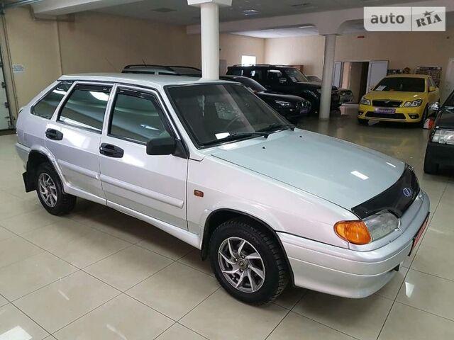 Серебряный ВАЗ 2114, объемом двигателя 1.6 л и пробегом 64 тыс. км за 4300 $, фото 1 на Automoto.ua