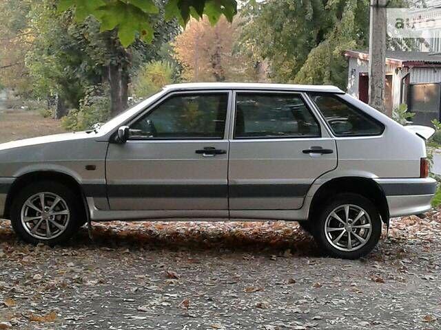 Сірий ВАЗ 2114, об'ємом двигуна 1.5 л та пробігом 79 тис. км за 3166 $, фото 1 на Automoto.ua
