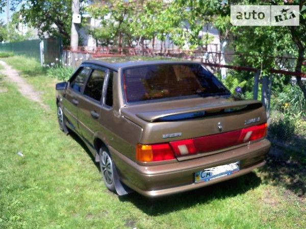 Коричневий ВАЗ 2115, об'ємом двигуна 1.5 л та пробігом 4 тис. км за 2500 $, фото 1 на Automoto.ua