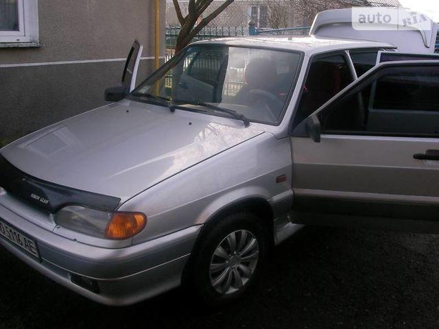 Срібний ВАЗ 2115, об'ємом двигуна 15 л та пробігом 180 тис. км за 3150 $, фото 1 на Automoto.ua