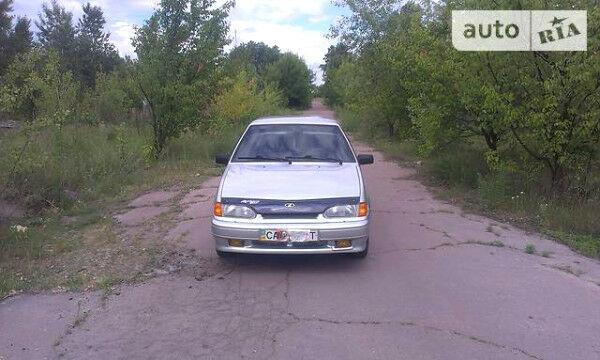 Срібний ВАЗ 2115, об'ємом двигуна 1.6 л та пробігом 97 тис. км за 3700 $, фото 1 на Automoto.ua