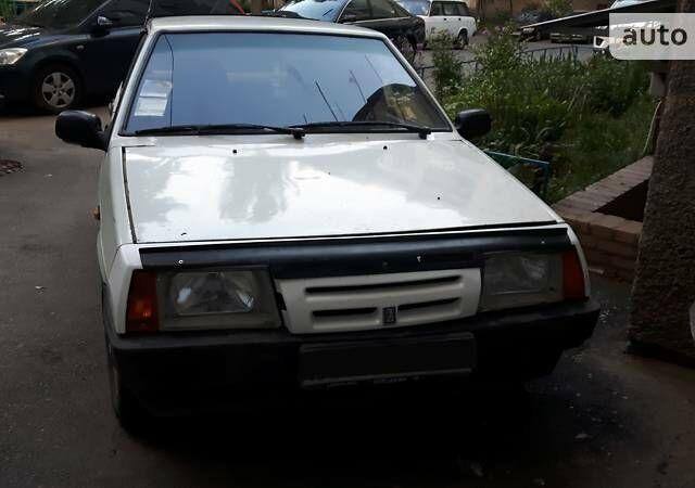 Білий ВАЗ 2119, об'ємом двигуна 1.5 л та пробігом 40 тис. км за 1200 $, фото 1 на Automoto.ua