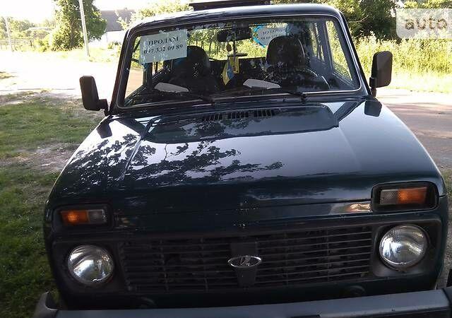 ВАЗ 2121, объемом двигателя 1.7 л и пробегом 115 тыс. км за 4600 $, фото 1 на Automoto.ua