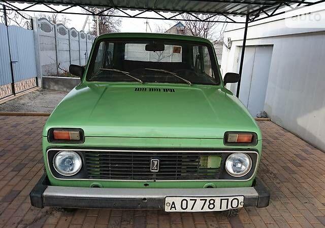 Зелений ВАЗ 2121, об'ємом двигуна 1.6 л та пробігом 77 тис. км за 2600 $, фото 1 на Automoto.ua