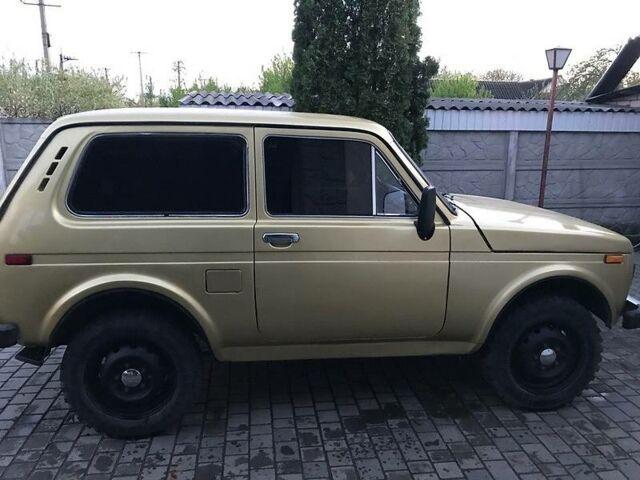 Золотой ВАЗ 2121, объемом двигателя 0 л и пробегом 46 тыс. км за 1500 $, фото 1 на Automoto.ua