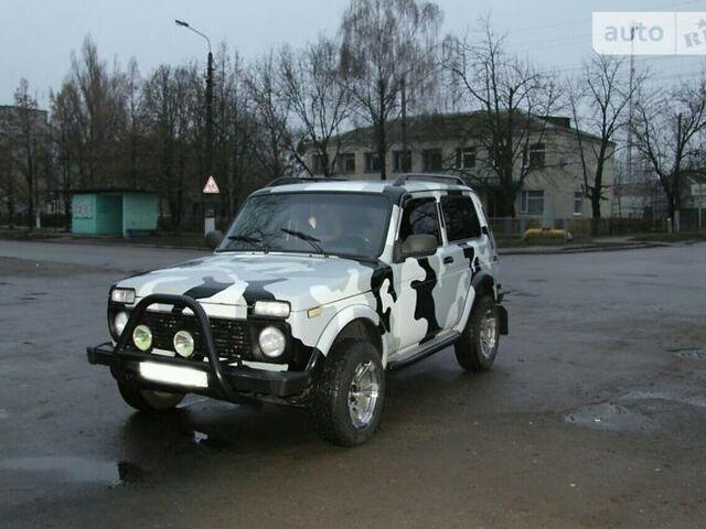 ВАЗ 2123, об'ємом двигуна 1.6 л та пробігом 11 тис. км за 6300 $, фото 1 на Automoto.ua