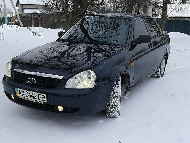ВАЗ 2170, об'ємом двигуна 1.6 л та пробігом 117 тис. км за 4200 $, фото 1 на Automoto.ua