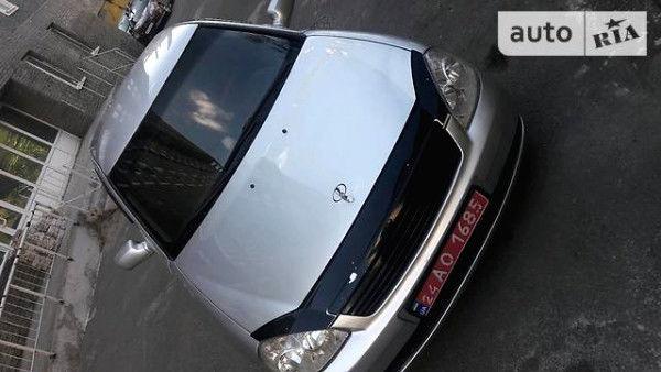 Срібний ВАЗ 2170, об'ємом двигуна 1.6 л та пробігом 222 тис. км за 3300 $, фото 1 на Automoto.ua