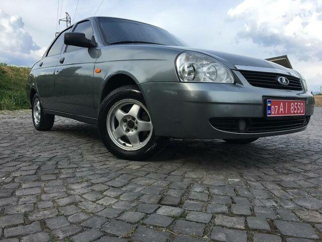 Сірий ВАЗ 2170, об'ємом двигуна 1.6 л та пробігом 262 тис. км за 3300 $, фото 1 на Automoto.ua