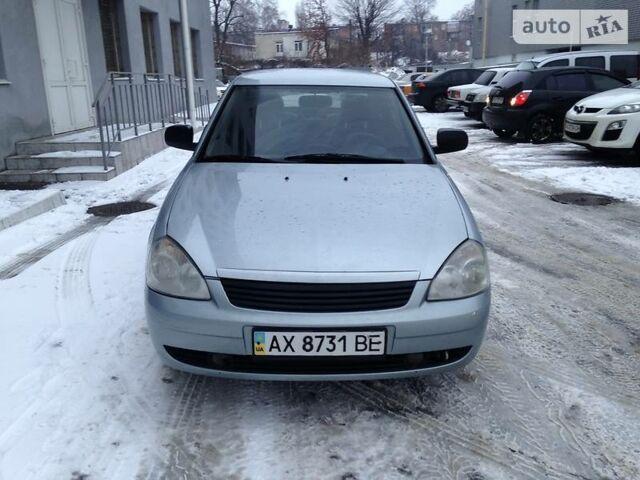 Серый ВАЗ 2170, объемом двигателя 1.6 л и пробегом 157 тыс. км за 3800 $, фото 1 на Automoto.ua