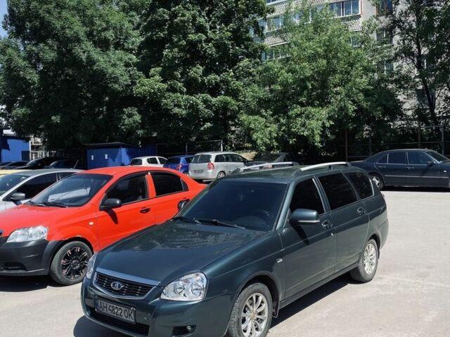 Зелений ВАЗ 2171, об'ємом двигуна 1.6 л та пробігом 56 тис. км за 6000 $, фото 1 на Automoto.ua