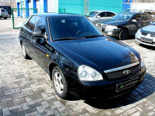 Чорний ВАЗ 2172, об'ємом двигуна 1.6 л та пробігом 122 тис. км за 4900 $, фото 1 на Automoto.ua