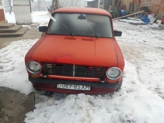 Красный ВАЗ Другая, объемом двигателя 1.3 л и пробегом 1 тыс. км за 800 $, фото 1 на Automoto.ua