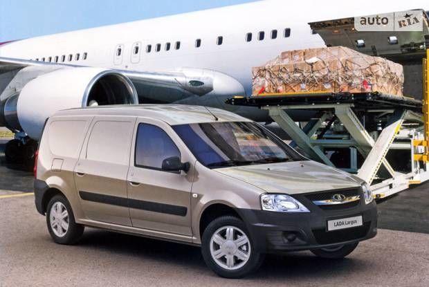 ВАЗ Largus, об'ємом двигуна 1.6 л та пробігом 50 тис. км за 9903 $, фото 1 на Automoto.ua