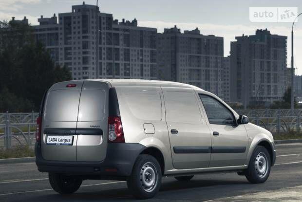 ВАЗ Largus, объемом двигателя 0 л и пробегом 50 тыс. км за 9872 $, фото 1 на Automoto.ua