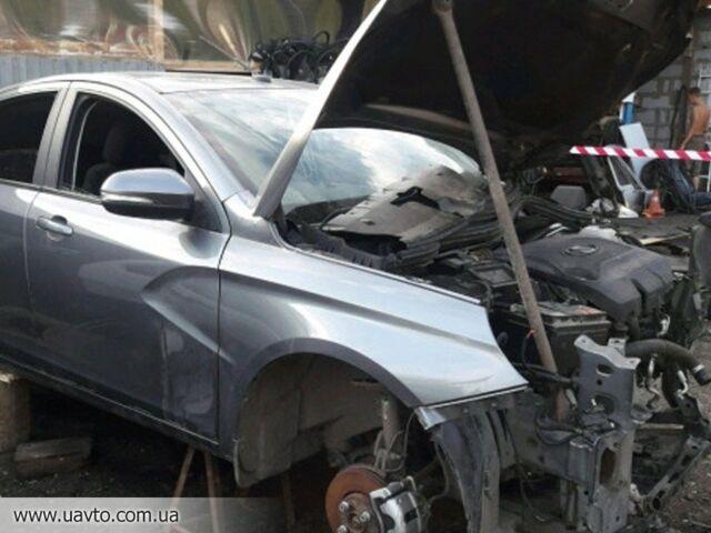 Серый ВАЗ Веста, объемом двигателя 1.8 л и пробегом 1 тыс. км за 0 $, фото 1 на Automoto.ua