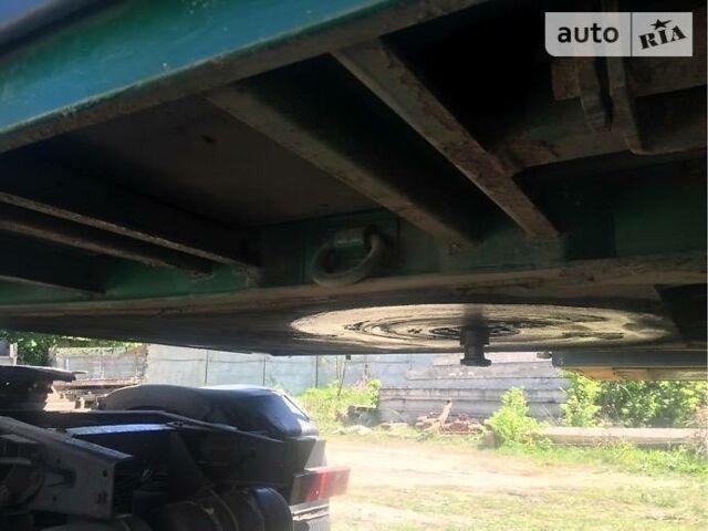 Зеленый Van Hool 3Б, объемом двигателя 0 л и пробегом 1 тыс. км за 3500 $, фото 1 на Automoto.ua