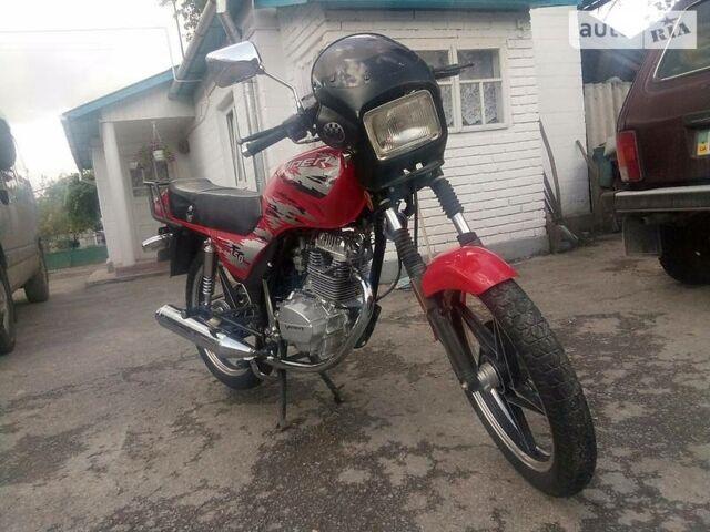 Гранатовий Вайпер 150, об'ємом двигуна 0 л та пробігом 6 тис. км за 620 $, фото 1 на Automoto.ua