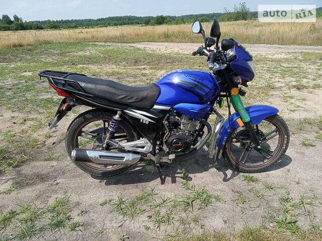 Синий Вайпер 150, объемом двигателя 0 л и пробегом 12 тыс. км за 667 $, фото 1 на Automoto.ua