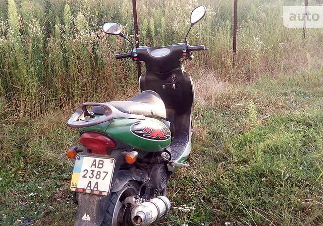 Зеленый Вайпер 150, объемом двигателя 0.15 л и пробегом 138 тыс. км за 350 $, фото 1 на Automoto.ua