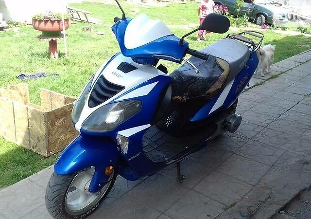 Синий Вайпер Шторм, объемом двигателя 0.15 л и пробегом 6 тыс. км за 388 $, фото 1 на Automoto.ua