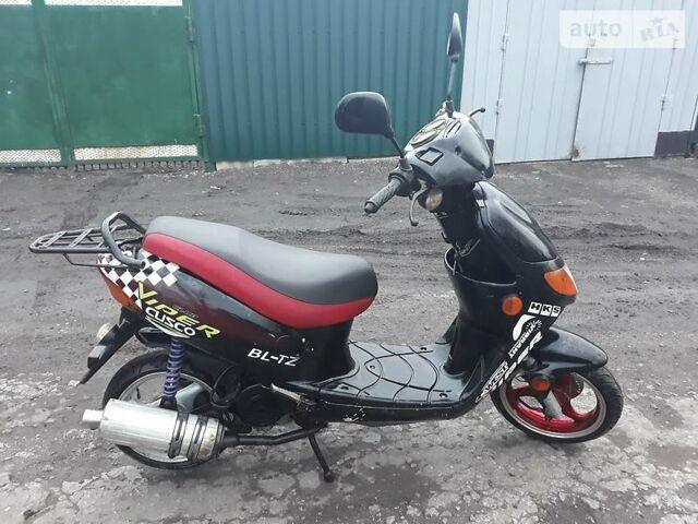 Черный Вайпер Зип, объемом двигателя 0.05 л и пробегом 14 тыс. км за 250 $, фото 1 на Automoto.ua