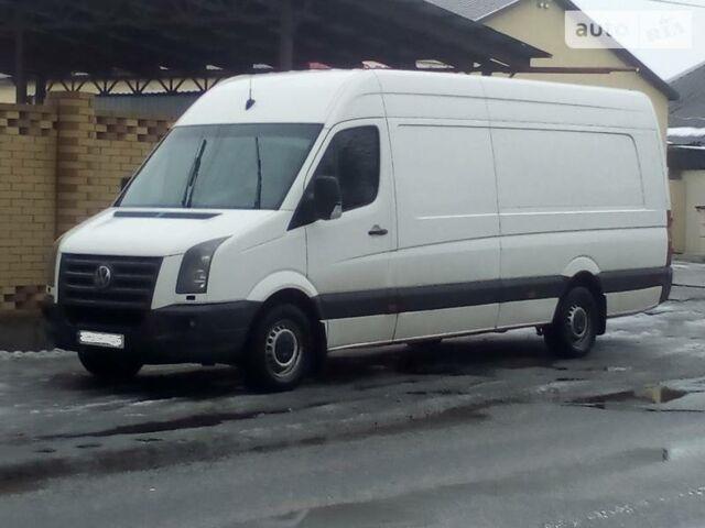 Фольксваген Крафтер вант., об'ємом двигуна 2.5 л та пробігом 480 тис. км за 8900 $, фото 1 на Automoto.ua