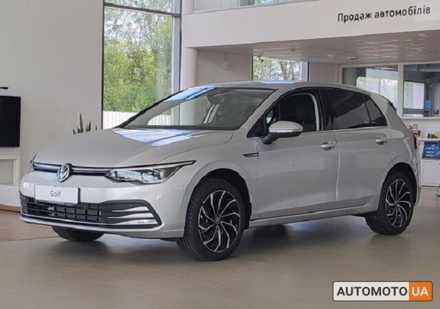 купить новое авто Фольксваген Гольф 2021 года от официального дилера Автоцентр Запад Volkswagen Фольксваген фото