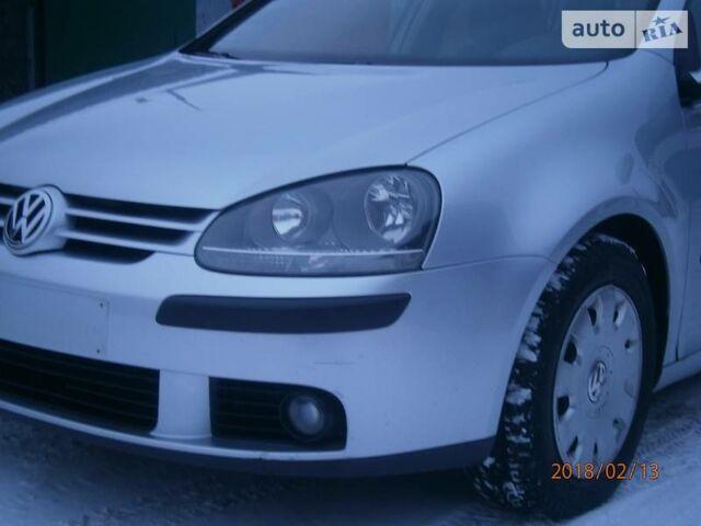Сірий Фольксваген Гольф, об'ємом двигуна 1.4 л та пробігом 163 тис. км за 7100 $, фото 1 на Automoto.ua