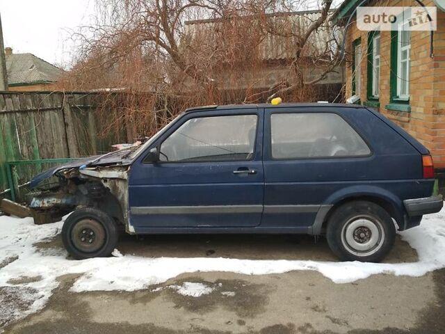 Синий Фольксваген Гольф, объемом двигателя 0 л и пробегом 1 тыс. км за 400 $, фото 1 на Automoto.ua