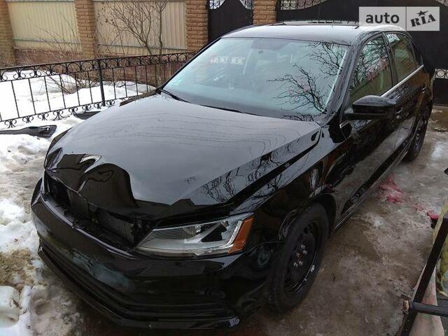 Чорний Фольксваген Джетта, об'ємом двигуна 1.4 л та пробігом 4 тис. км за 12500 $, фото 1 на Automoto.ua