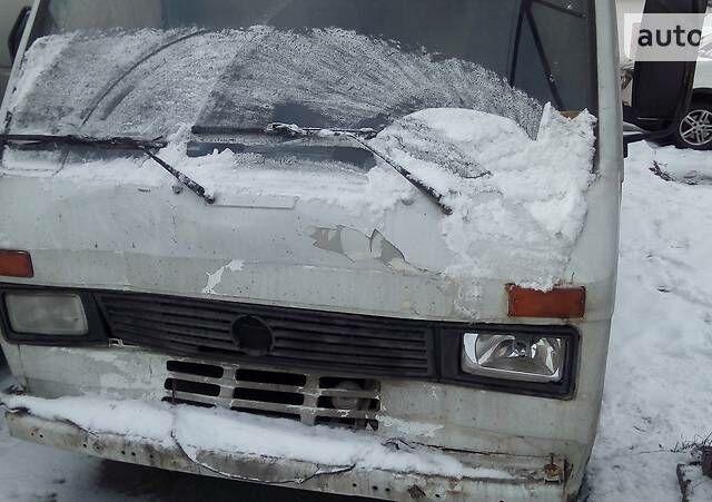 Білий Фольксваген ЛТ вант., об'ємом двигуна 2.4 л та пробігом 2 тис. км за 1600 $, фото 1 на Automoto.ua