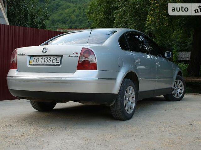 Серый Фольксваген Пассат Б5, объемом двигателя 1.9 л и пробегом 310 тыс. км за 6500 $, фото 1 на Automoto.ua