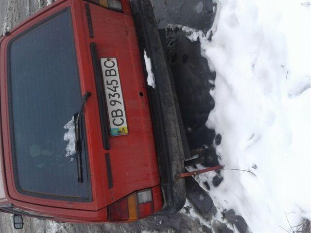 Красный Фольксваген Пассат, объемом двигателя 1 л и пробегом 400 тыс. км за 1600 $, фото 1 на Automoto.ua